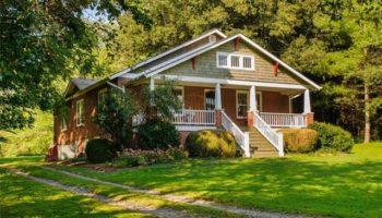 204 Leucothoe Lane Asheville, North Carolina 28803-5002